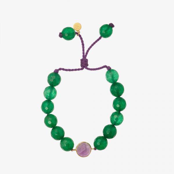 Péché mignon bracelet (vert)