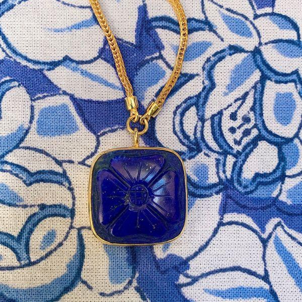 CHARME (Lapis-lazuli)