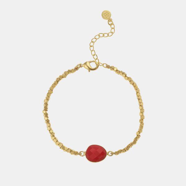 Caroline de Benoist bracelet tressage