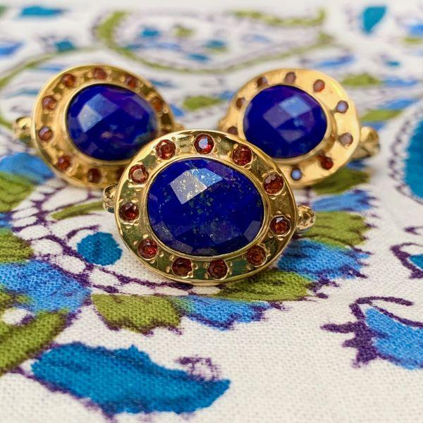L'AMOUREUSE (bleue lapis)