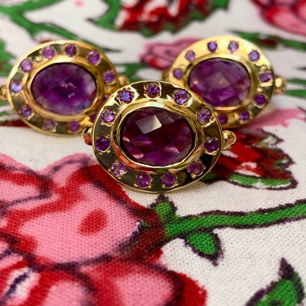 L'AMOUREUSE (violette)