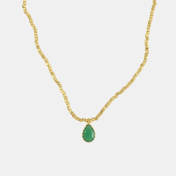 APOLLONIA (Green onyx)