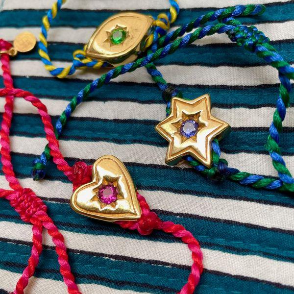 MESSAGER OEIL Bracelet
