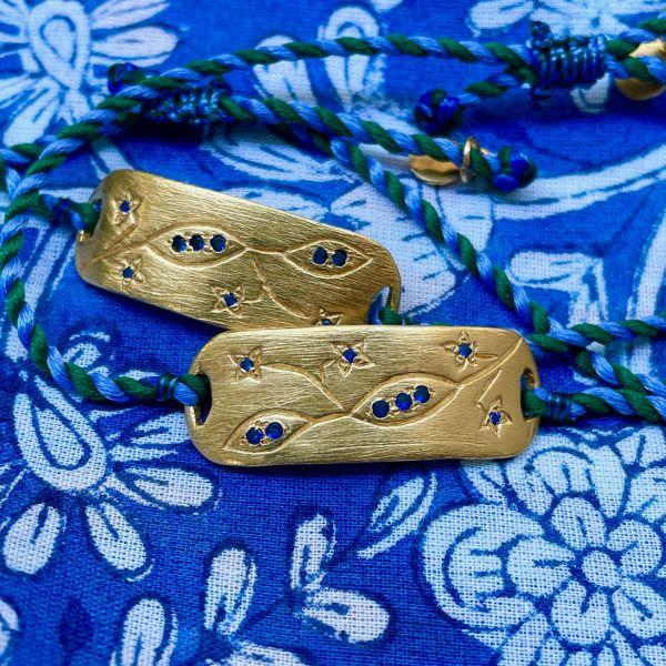 GOURMETTE fleurie (lien bleu)