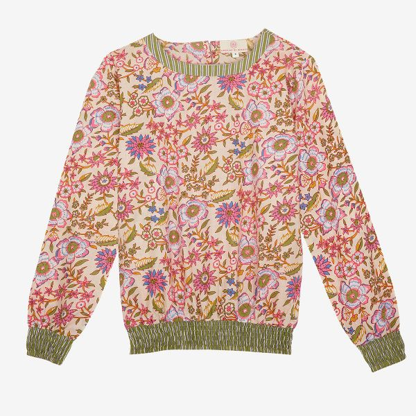 TOP-SWEAT (Coton ivoire /...