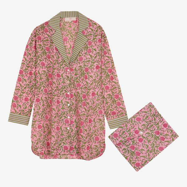 Tunique (coton rose /...