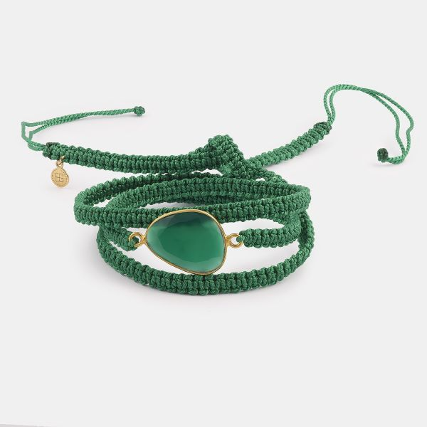 SOIE-MEME (Green onyx)