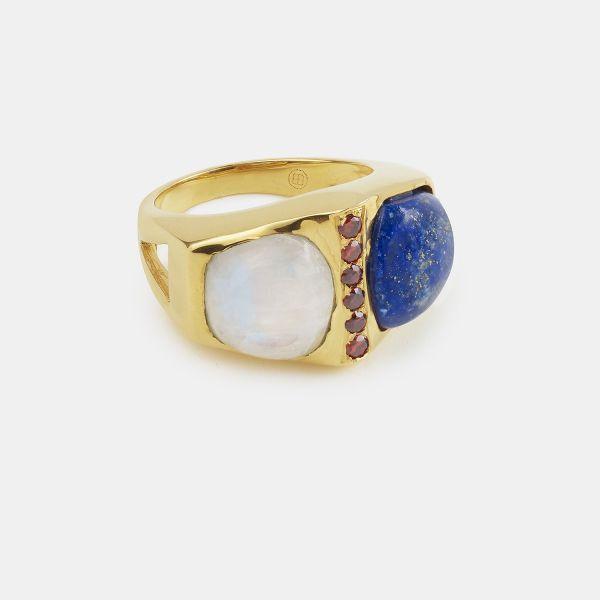 TETE A TETE (Lapis lazuli)