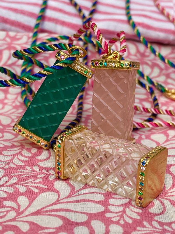 DREAM BOX (quartz rose et...
