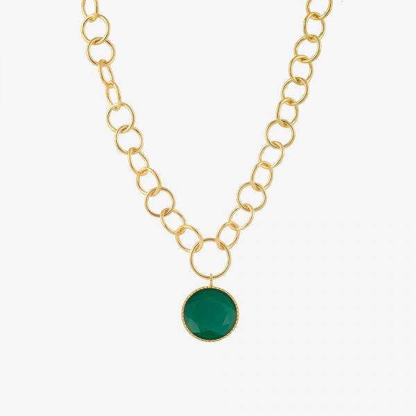 JOSEPHINE (Onyx vert)