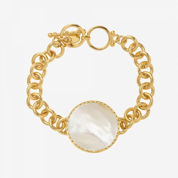 SCARLETT Bracelet (Nacre)