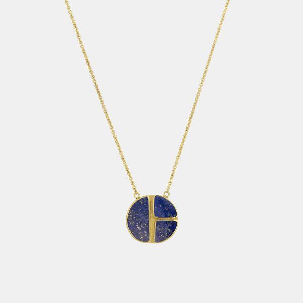 INITIALE (Lapis lazuli)